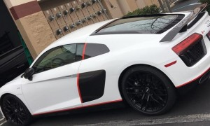 Paint Protection Film & Striping