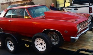 WrapStar Pro- Color Change Wrap on 65 Chevelle Dragster