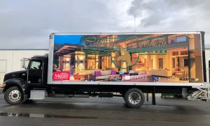 WrapStar Pro- Commercial Delivery Truck Wrap