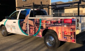 WrapStar Pro- Commercial Utility Truck Wrap