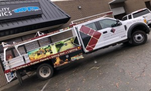 WrapStar Pro- Commercial Truck reflective Wraps