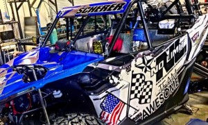 CanAm Side by Side Off road vehicle Wraps