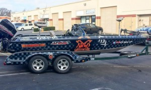 Bass Boat Wraps
