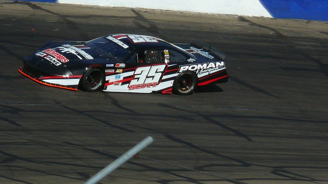 Matt Scott- Pacific Challenge Series Super Late Model Driver