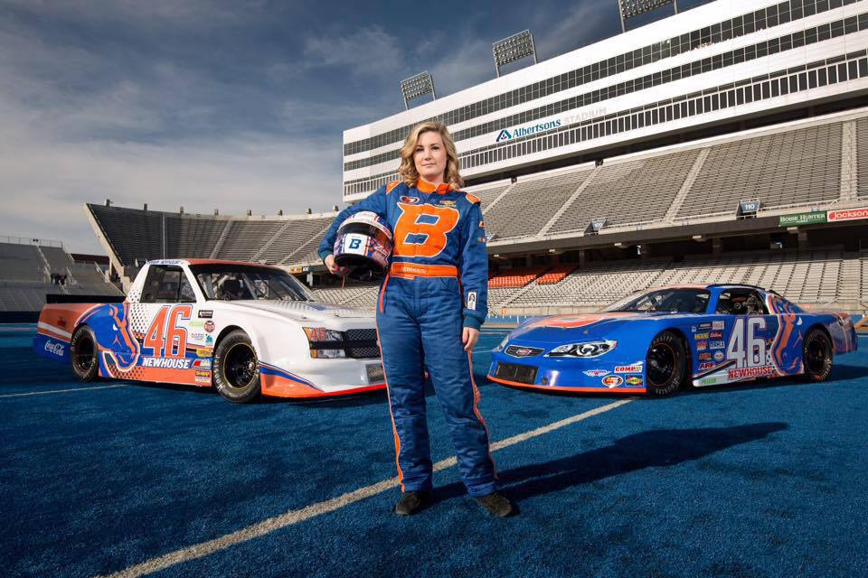 Hannah Newhouse- NAPA Big 5 Super Late Model & Speedway Trucks Driver