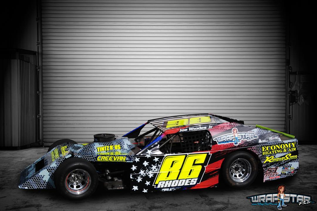Joe Rhodes JR- North State Modified Series Driver